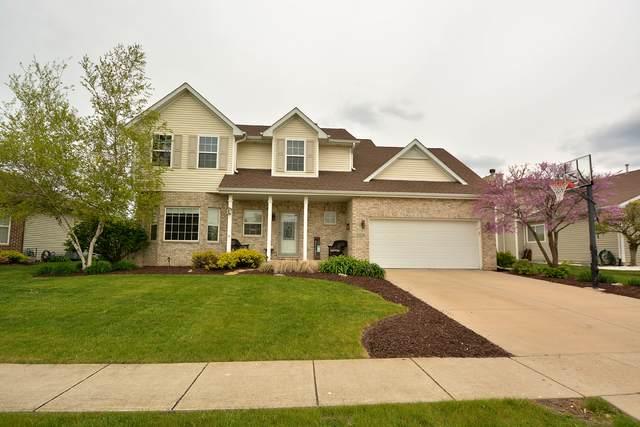25230 S Greyhawk Court, Channahon, IL 60410 (MLS #11081923) :: Carolyn and Hillary Homes