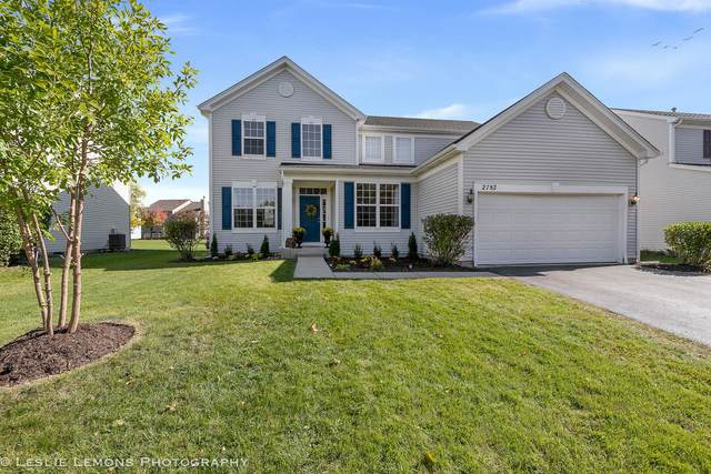 2782 Lundquist Drive, Aurora, IL 60503 (MLS #11081932) :: Carolyn and Hillary Homes