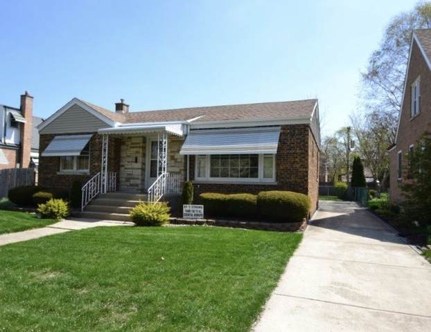10113 S Homan Avenue, Evergreen Park, IL 60805 (MLS #11081934) :: Carolyn and Hillary Homes