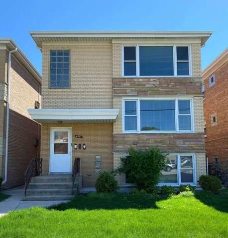 6851 W Gunnison Street, Harwood Heights, IL 60706 (MLS #11081959) :: Helen Oliveri Real Estate