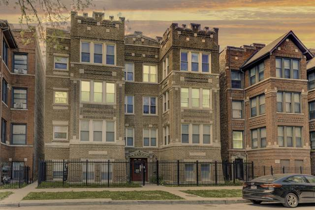 7008 S Merrill Avenue 7008-G, Chicago, IL 60649 (MLS #11082002) :: Janet Jurich