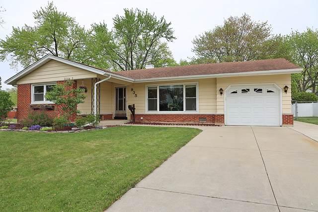 935 Victoria Lane, Elk Grove Village, IL 60007 (MLS #11082006) :: Helen Oliveri Real Estate