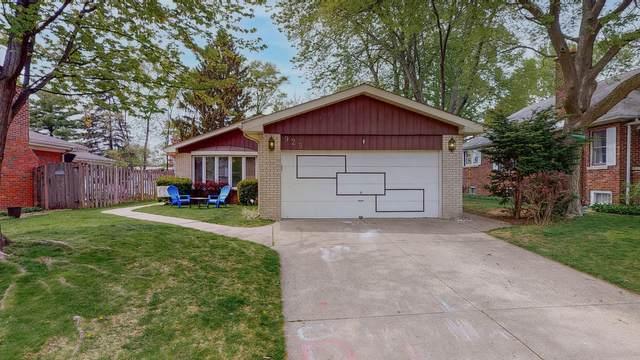929 Oxford Lane, Wilmette, IL 60091 (MLS #11082020) :: Littlefield Group