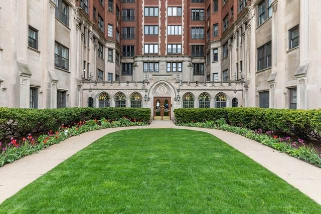 5836 S Stony Island Avenue 2D, Chicago, IL 60637 (MLS #11082050) :: Helen Oliveri Real Estate