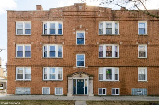 3017 W Cullom Avenue #2, Chicago, IL 60618 (MLS #11082077) :: Helen Oliveri Real Estate