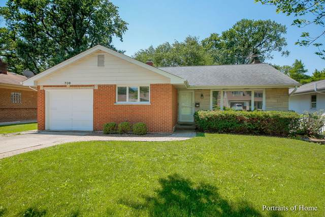 706 Webster Avenue, Wheaton, IL 60187 (MLS #11082094) :: The Wexler Group at Keller Williams Preferred Realty