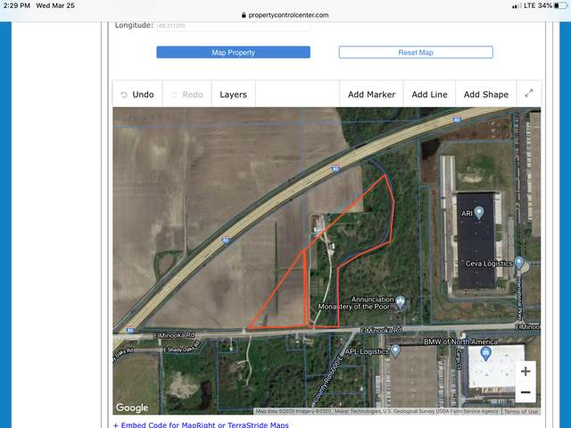 6010 E. Minooka Road, Minooka, IL 60447 (MLS #11082103) :: Helen Oliveri Real Estate