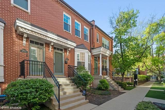 220 W Scott Street F, Chicago, IL 60610 (MLS #11082113) :: Lewke Partners