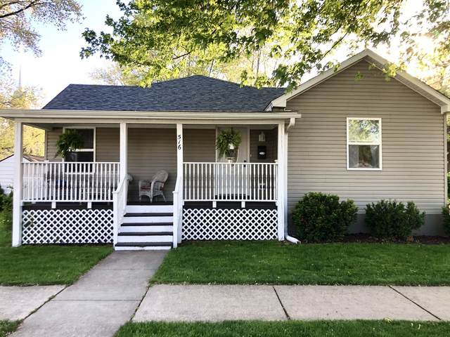 516 S Joliet Street, Wilmington, IL 60481 (MLS #11082119) :: Helen Oliveri Real Estate