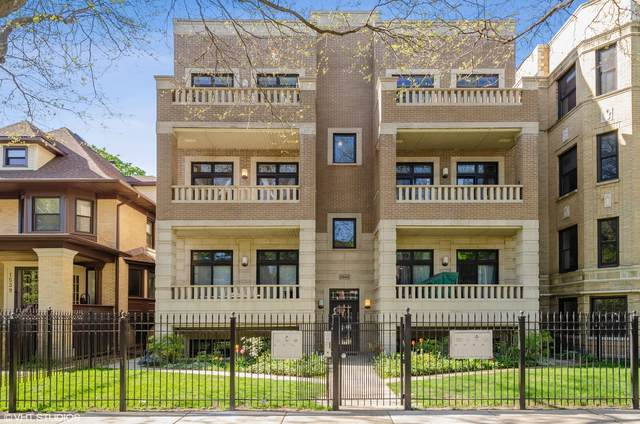 1543 W Sherwin Avenue 2E, Chicago, IL 60626 (MLS #11082133) :: John Lyons Real Estate