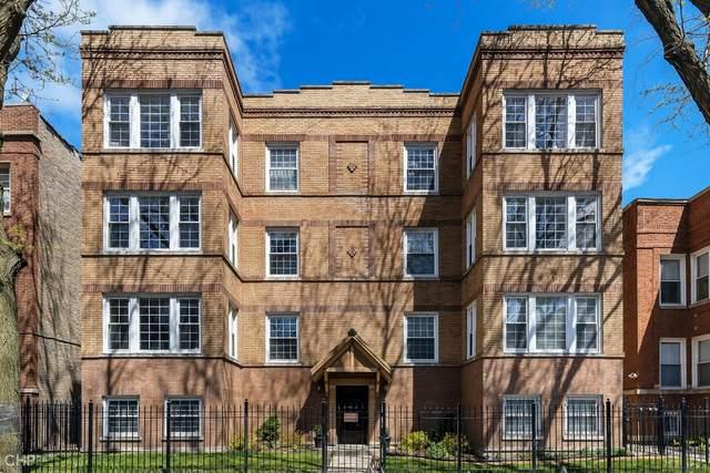 3222 W Eastwood Avenue #2, Chicago, IL 60625 (MLS #11082140) :: Helen Oliveri Real Estate
