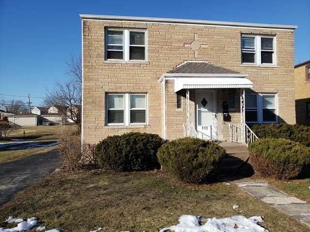 115 Parkside Avenue, Chicago Heights, IL 60411 (MLS #11082148) :: Helen Oliveri Real Estate