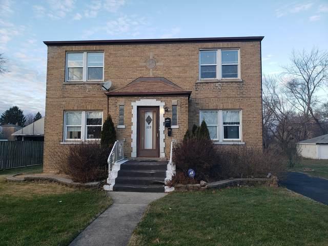 109 Parkside Avenue, Chicago Heights, IL 60411 (MLS #11082152) :: Helen Oliveri Real Estate