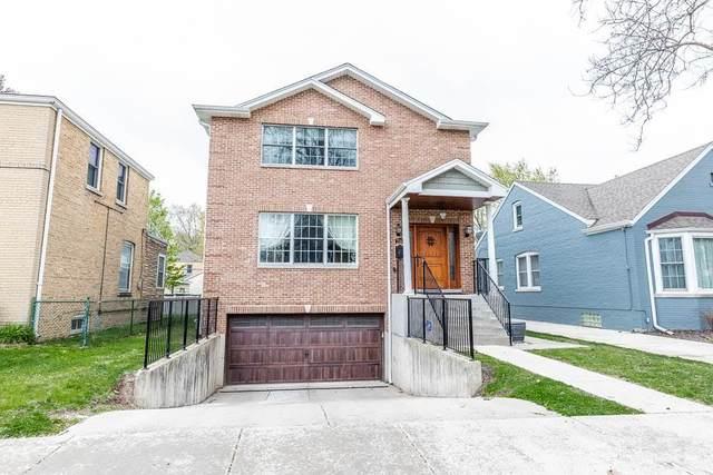 7155 N Mankato Avenue, Chicago, IL 60646 (MLS #11082162) :: Littlefield Group