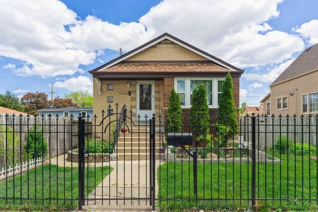 2649 N Newcastle Avenue, Chicago, IL 60707 (MLS #11082169) :: Helen Oliveri Real Estate