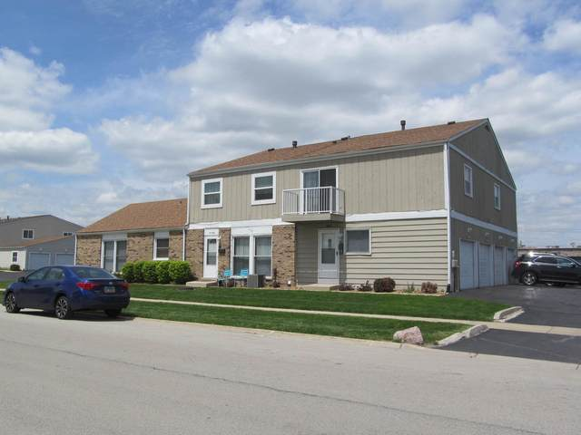 7774 159th Place #7774, Tinley Park, IL 60477 (MLS #11082184) :: Helen Oliveri Real Estate