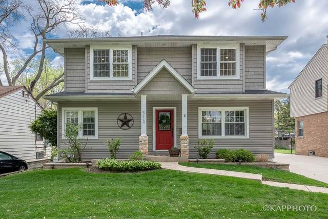 515 S Stewart Avenue, Lombard, IL 60148 (MLS #11082243) :: Helen Oliveri Real Estate