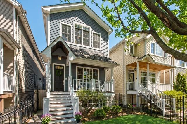 4111 N Bell Avenue, Chicago, IL 60618 (MLS #11082306) :: Helen Oliveri Real Estate
