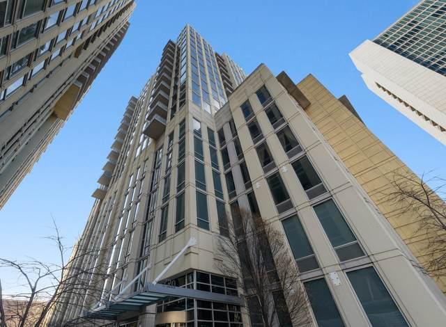 720 N Larrabee Street G03, Chicago, IL 60654 (MLS #11082325) :: Helen Oliveri Real Estate
