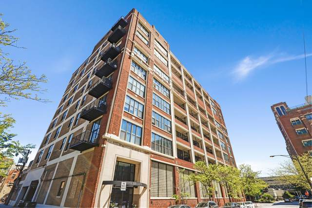 320 E 21st Street #811, Chicago, IL 60616 (MLS #11082384) :: Ryan Dallas Real Estate