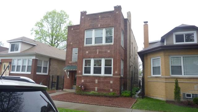 7553 S Luella Avenue, Chicago, IL 60649 (MLS #11082438) :: Janet Jurich