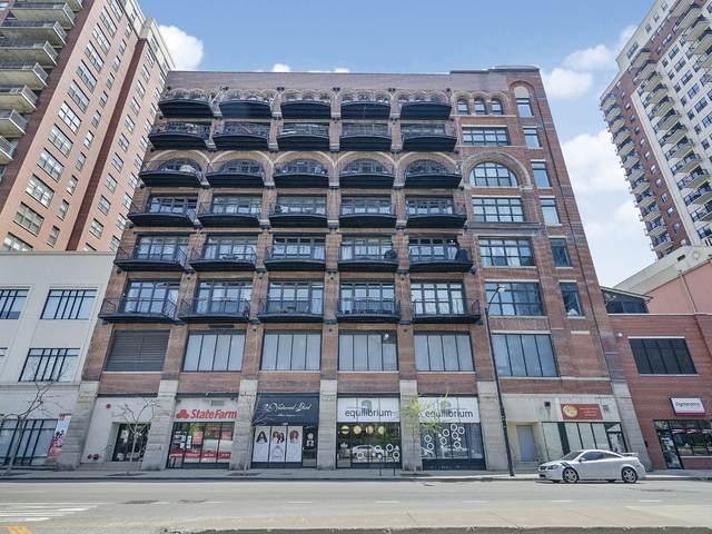 1503 S State Street #303, Chicago, IL 60605 (MLS #11082455) :: Helen Oliveri Real Estate