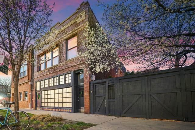 2850 W Fullerton Avenue, Chicago, IL 60647 (MLS #11082503) :: John Lyons Real Estate