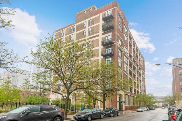 320 E 21st Street #311, Chicago, IL 60616 (MLS #11082514) :: Helen Oliveri Real Estate