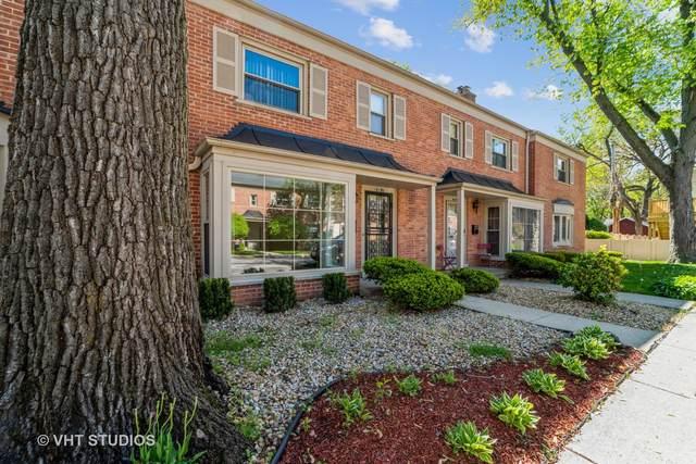 1619 W 103rd Street B, Chicago, IL 60643 (MLS #11082530) :: Helen Oliveri Real Estate