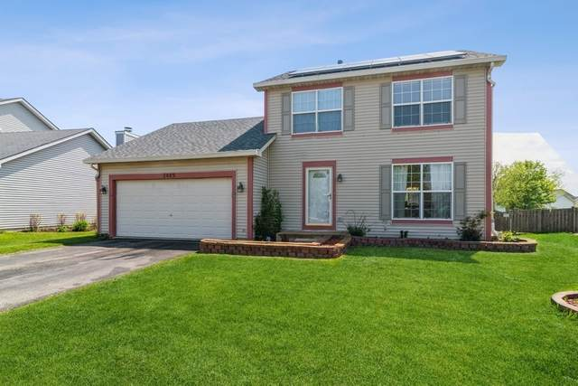 2083 Kathleen Circle, Montgomery, IL 60538 (MLS #11082576) :: Helen Oliveri Real Estate