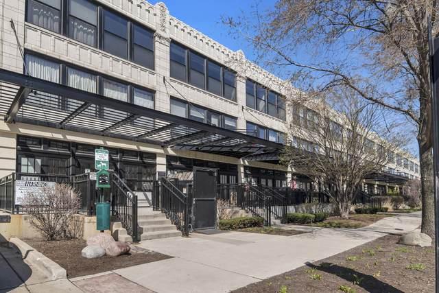 1150 W 15TH Street #202, Chicago, IL 60608 (MLS #11082588) :: John Lyons Real Estate