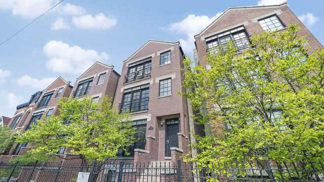 337 S Leavitt Street, Chicago, IL 60612 (MLS #11082593) :: John Lyons Real Estate
