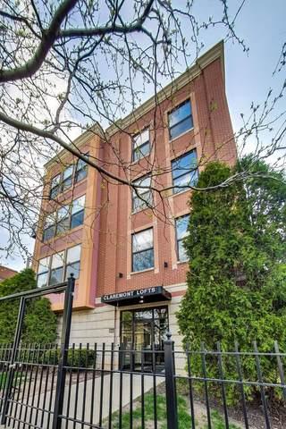 3944 N Claremont Avenue #202, Chicago, IL 60618 (MLS #11082607) :: Helen Oliveri Real Estate
