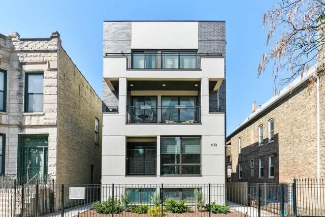 1112 N Mozart Street 1W, Chicago, IL 60622 (MLS #11082616) :: Helen Oliveri Real Estate