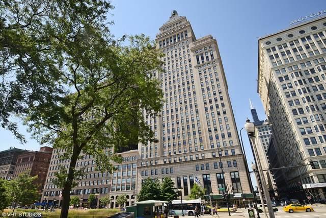 310 S Michigan Avenue #2005, Chicago, IL 60604 (MLS #11082619) :: John Lyons Real Estate