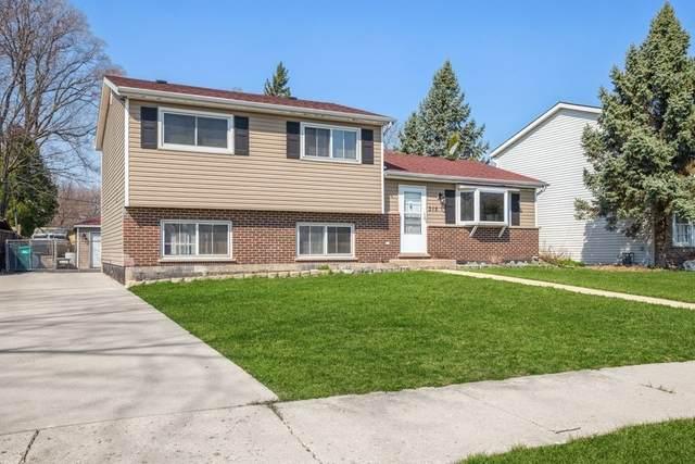312 N Edgewood Avenue, Lombard, IL 60148 (MLS #11082685) :: Helen Oliveri Real Estate