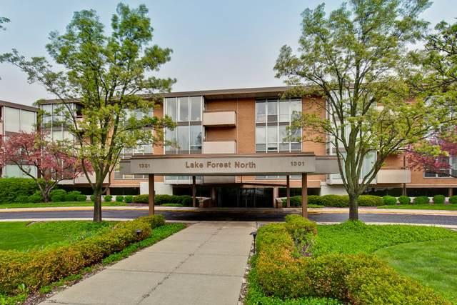 1301 N Western Avenue #233, Lake Forest, IL 60045 (MLS #11082730) :: Helen Oliveri Real Estate