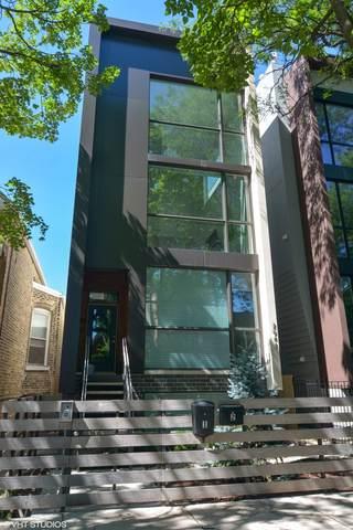 2042 W Rice Street #2, Chicago, IL 60622 (MLS #11082744) :: Helen Oliveri Real Estate