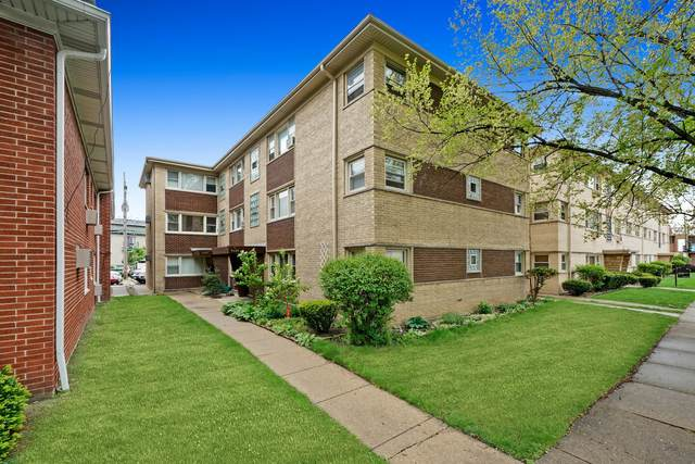 5549 W Higgins Avenue 2B, Chicago, IL 60630 (MLS #11082745) :: Helen Oliveri Real Estate