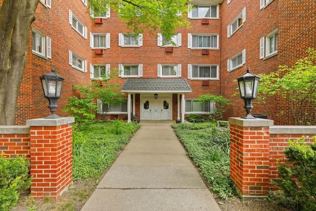800 Washington Boulevard #403, Oak Park, IL 60302 (MLS #11082780) :: Helen Oliveri Real Estate