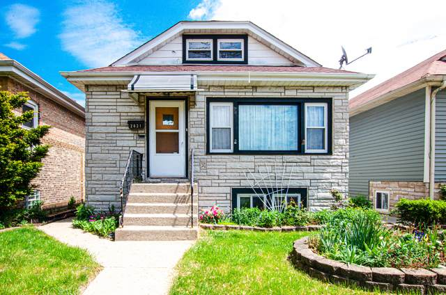 2821 N Mcvicker Avenue, Chicago, IL 60634 (MLS #11082836) :: Helen Oliveri Real Estate