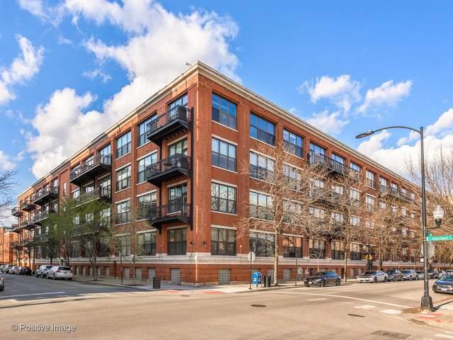 1040 W Adams Street #473, Chicago, IL 60607 (MLS #11082878) :: John Lyons Real Estate