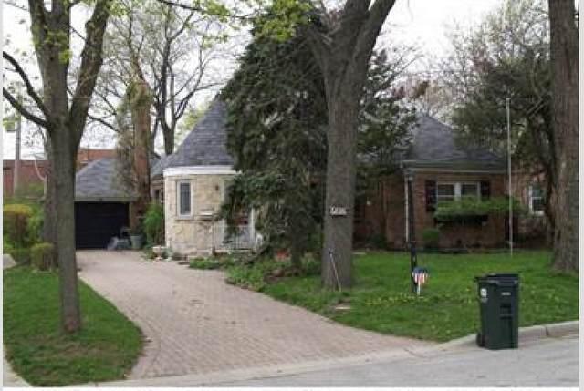 6826 N Knox Avenue, Lincolnwood, IL 60712 (MLS #11082887) :: Helen Oliveri Real Estate