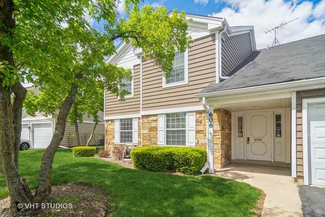 606 Eastview Court V1, Schaumburg, IL 60194 (MLS #11082891) :: Helen Oliveri Real Estate