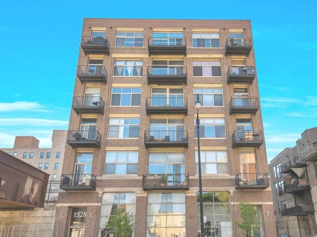 1528 S Wabash Avenue #510, Chicago, IL 60605 (MLS #11082929) :: Helen Oliveri Real Estate