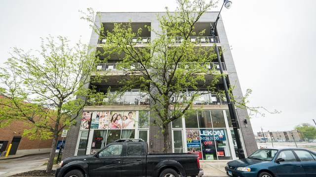 3242 N Milwaukee Avenue #3, Chicago, IL 60618 (MLS #11082932) :: Ryan Dallas Real Estate