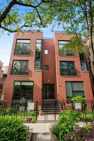 2314 W Wabansia Avenue 3W, Chicago, IL 60647 (MLS #11082940) :: Helen Oliveri Real Estate