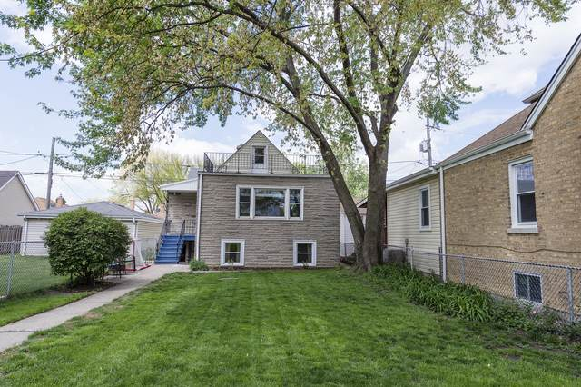 5010 N Moody Avenue, Chicago, IL 60630 (MLS #11082965) :: Helen Oliveri Real Estate