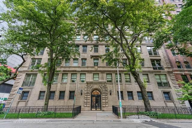 200 E Pearson Street 4E, Chicago, IL 60611 (MLS #11082989) :: Helen Oliveri Real Estate