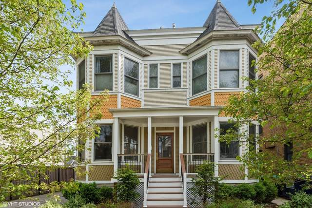 1851 W Berenice Avenue #2, Chicago, IL 60613 (MLS #11082999) :: Helen Oliveri Real Estate